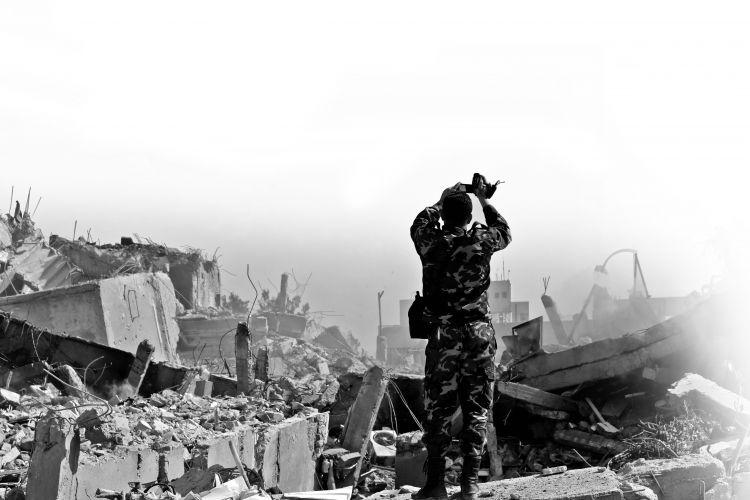 七年内战,叙利亚人经历了什么