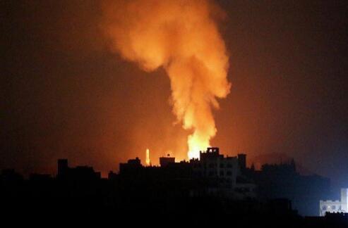 美国防部否认再袭叙利亚 导弹或来自以色列