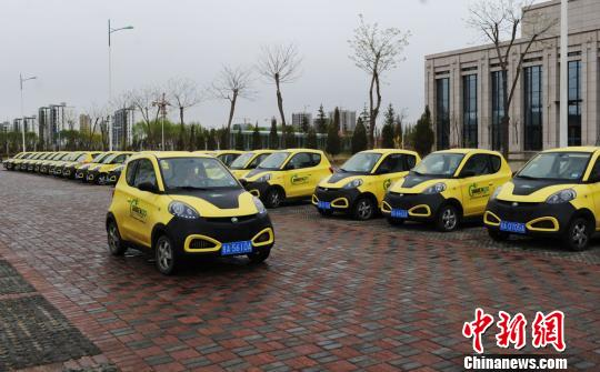中国新能源汽车销量连续三年全球第一 市场份额最高
