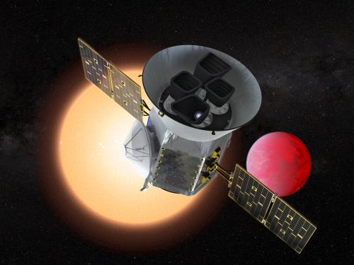 "NASA""苔丝""探测卫星发射推迟 将寻另一个地球"