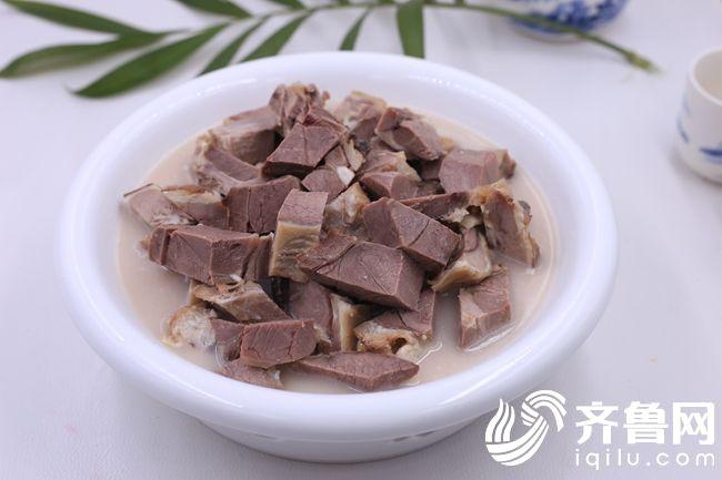 原味汤锅羊肉