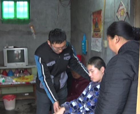 枣庄13岁男孩患烟雾病昏迷两月奇迹苏醒 捐助度难关
