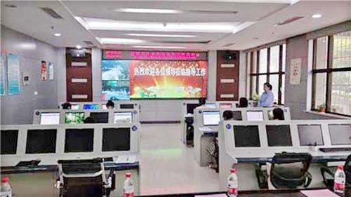 淄博建成智慧城市管理数字平台 覆盖面积约300平方公里