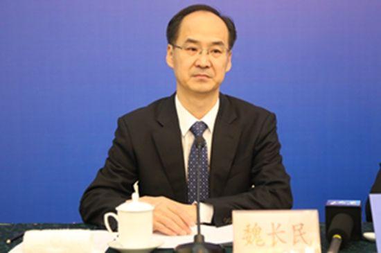 山东省政府新闻办公室主任、省政府新闻发言人 魏长民