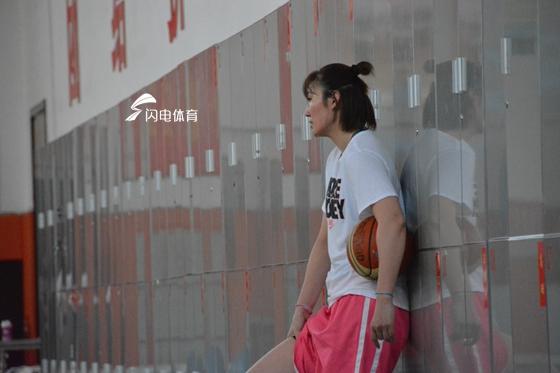 高速女篮姬晓首度公开择偶标准 未来将转型做教练