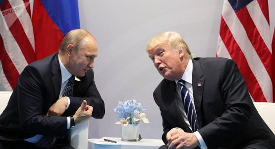 外媒:特朗普邀普京访美并称乐意回访 普京同意会晤