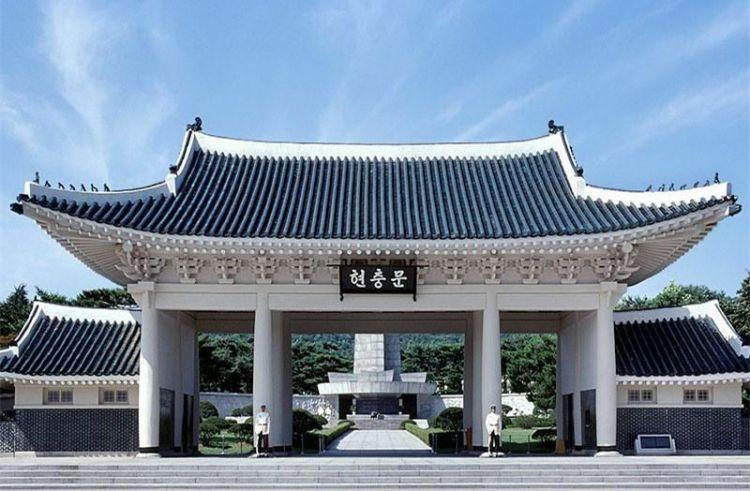 韩国国立墓地入葬门槛高 4位在世前总统都很悬