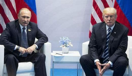 俄外长:普京与特朗普绝对不许美俄发生军事对抗
