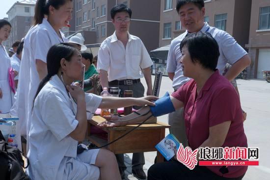 临沂平邑平邑街道浚东社区:志愿服务让百姓更幸福