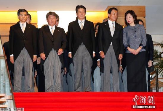 """安倍或提前大选 日本自民党各派争夺""""后安倍时代"""""""