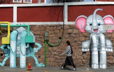 盘点那些脑洞大开的街头涂鸦艺术