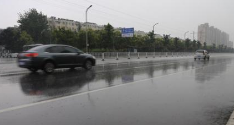 淄博四区县降下大雨局部暴雨 周五起再飙高温