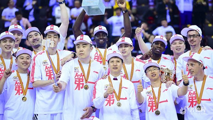 举鼎一刻!辽宁获队史第一个CBA总冠军