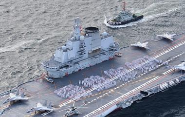 海军建军节到来 图看我国海军硬实力