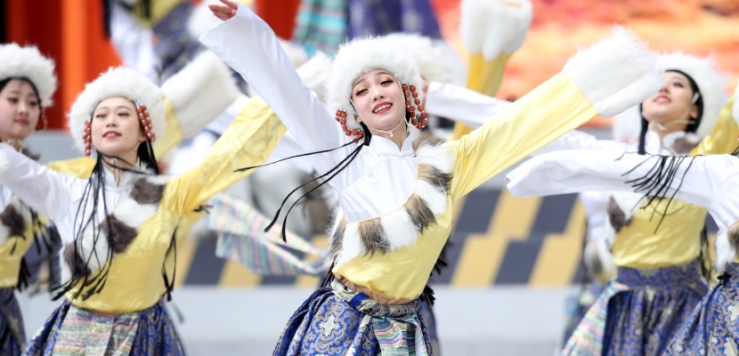 """2018年庆祝""""五一""""国际劳动节特别节目在京录制"""