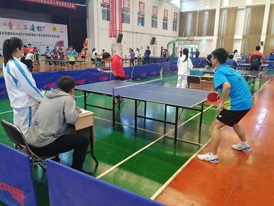 章丘区第七届全民健身运动会暨驻章高校体育文化节开幕