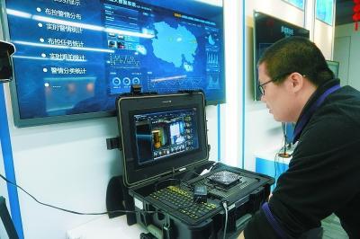 北航教师研发动态人脸识别系统 7分钟锁定嫌疑人