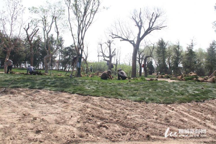 东昌湖景区五一假期大部分对外开放