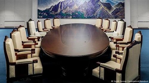 朝韩峰会日程抢先看:双方领导人将检阅仪仗队并共植松树