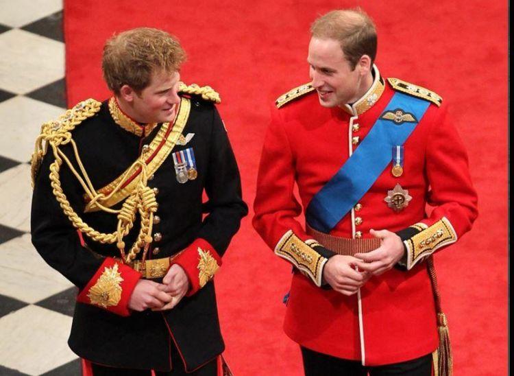 英国哈里王子下月大婚 伴郎是他!