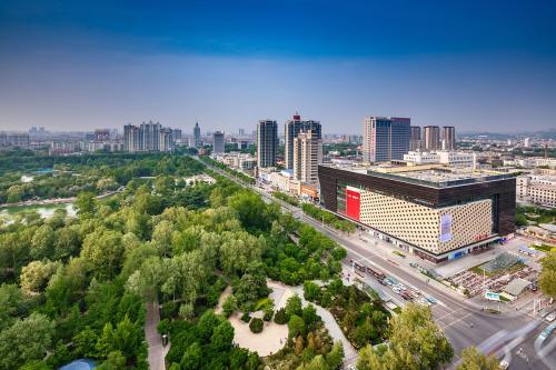 """山东一季度""""气质""""综合指数发布 淄博改善17.8%"""