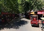 淄博将取缔迎春街便民市场 2个月工期内实现机非分离