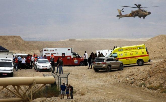 以色列学生远足遇洪水9死1失踪 天气部门曾发洪水预警