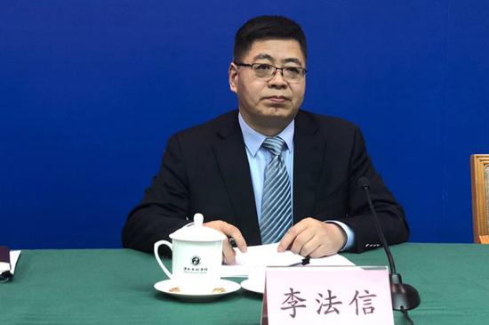 山东省委统战部副部长 李法信