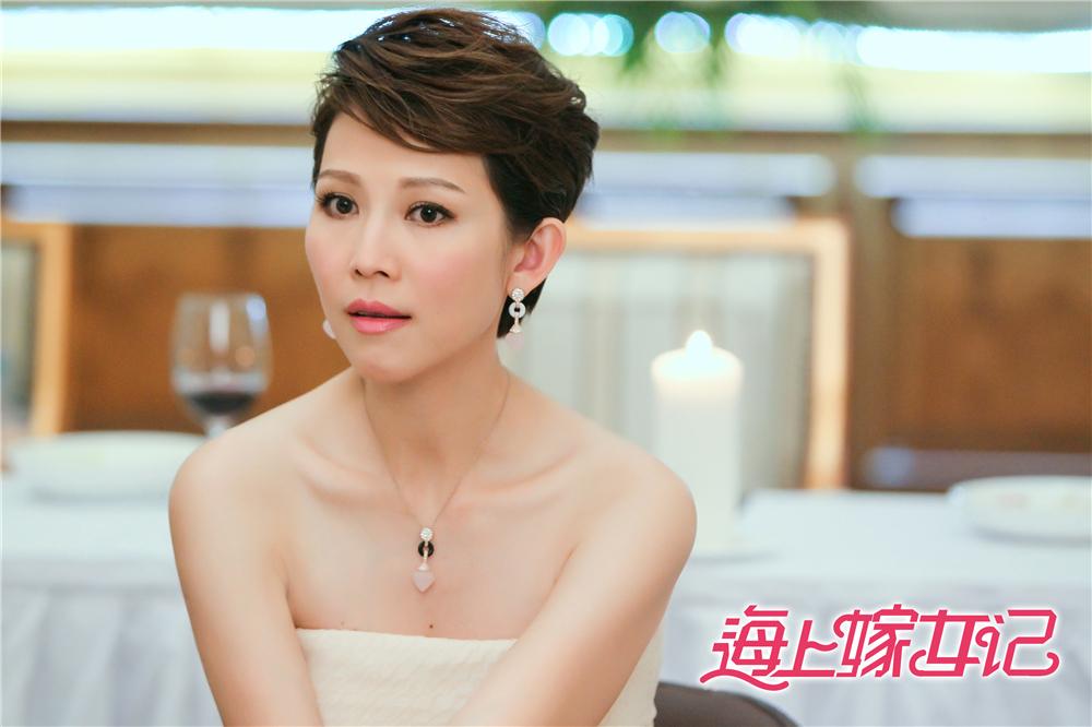 """《海上嫁女记》曝蔡少芬港普rap合辑 解锁辣妈""""自嗨""""新时尚"""