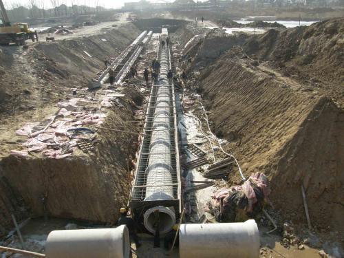 注意!5月3日起104国道东西侧污水管道改造,工期80天