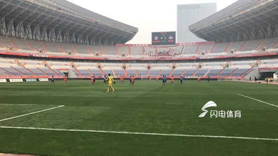 李松益点球扳平 鲁能预备队1-1河南建业六连胜终止