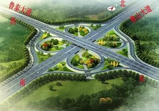 注意!鲁山大道(S235)跨济青高速线桥半封闭
