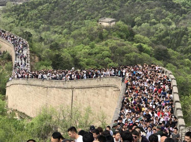 五一全国共接待国内游客1.47亿人次 收入871.6亿元