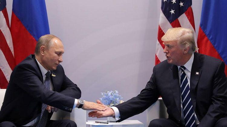 俄方:只有特朗普言行一致 俄美才能正常对话
