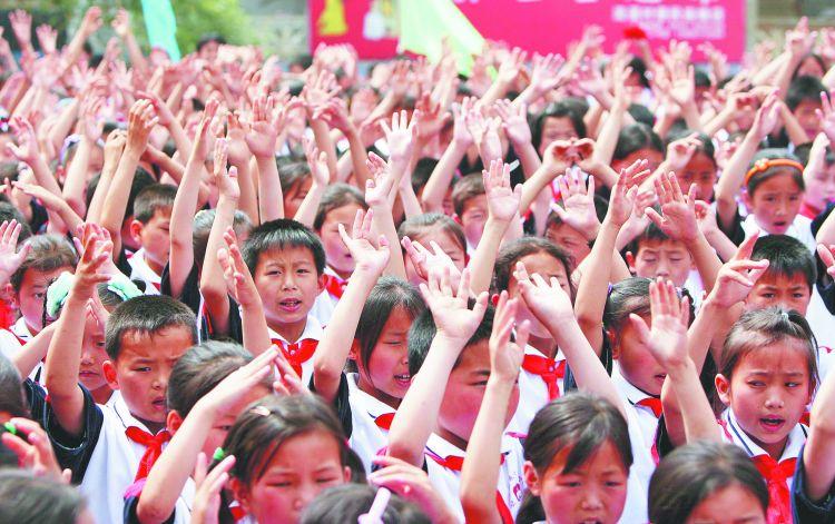汶川地震10周年 淄博援建者探访北川看巨变