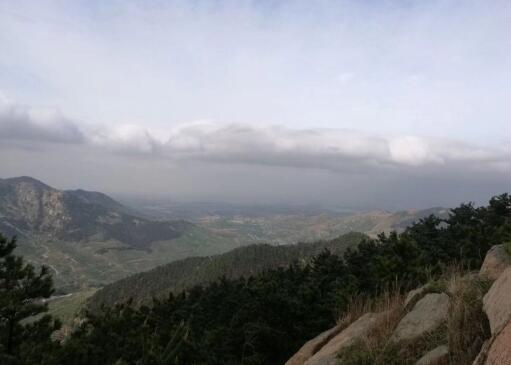 走不平凡路,饱览沂蒙山区美景