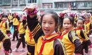 """""""千人同唱京剧""""引关注:如何让孩子爱上戏曲?"""