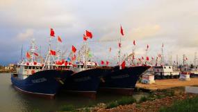 休渔期开始 淄博市场部分海鲜价格上涨