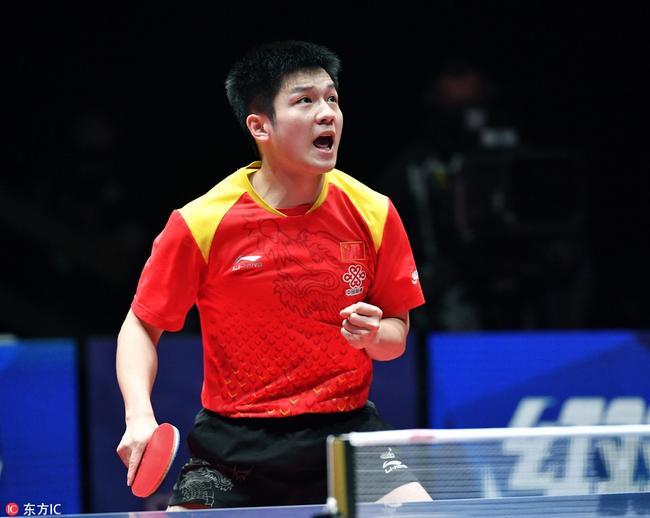 世乒赛马龙擒波尔开门红 中国横扫德国男团9连冠