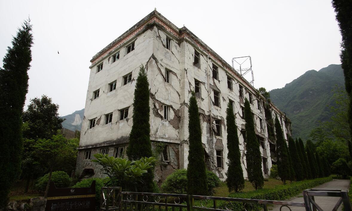 汶川地震十周年 探访地震遗址新生活