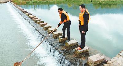 荣成市智慧治水给河长制插上了信息化