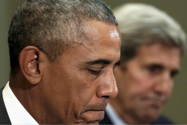 特朗普宣布退出伊朗核协议 奥巴马气炸:严重错误
