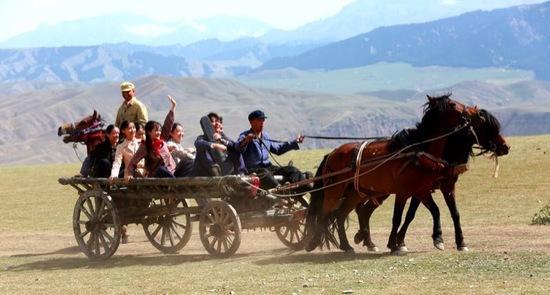 新疆军垦爱情故事《大牧歌》亮相央视