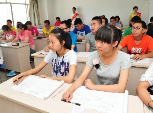 今年潍坊市普通高考共报名72534人