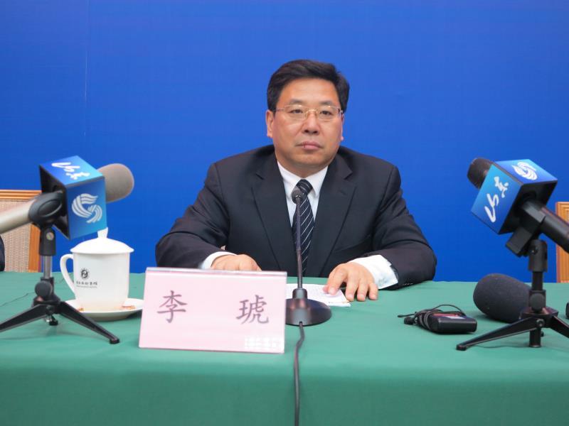 山东省国土资源厅党组书记、厅长 李琥