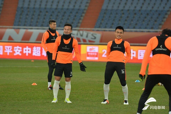 鲁能潍坊杯7月再次开踢 国青参赛上港一方首次参加