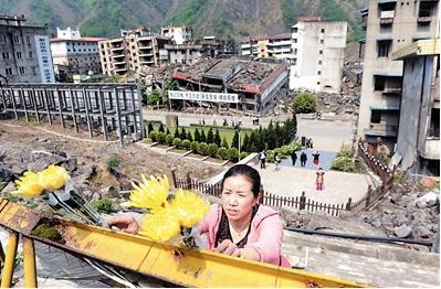 北川女子坚持给地震遇难儿子写信:妈妈的心永远不变