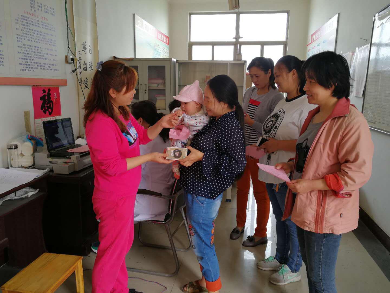 滕州市洪緒鎮衛生院:衛生計生送健康服務