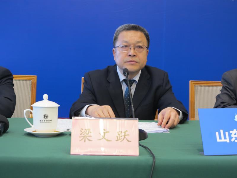 山东省发展改革委党组成员、副主任 梁文跃
