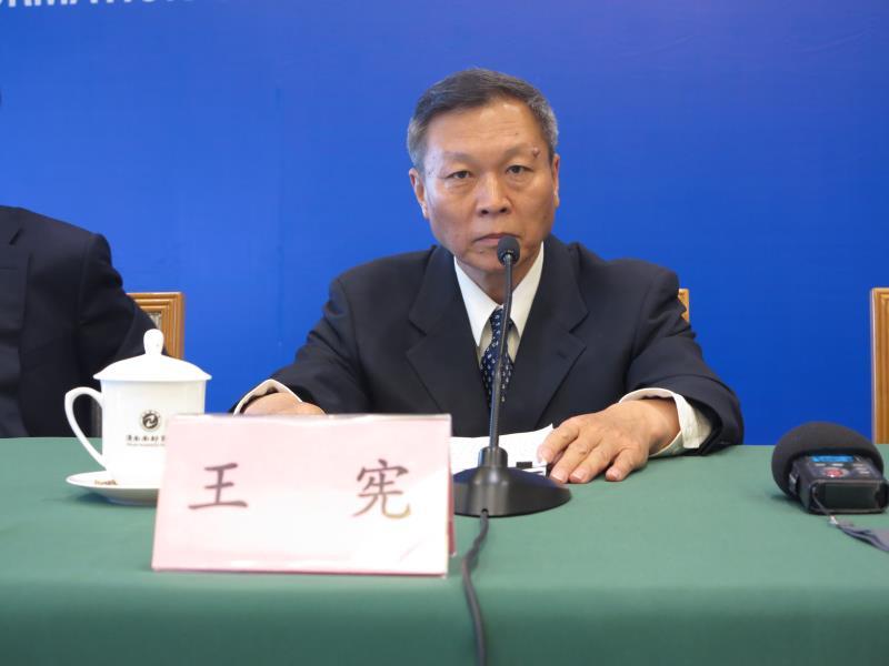 山东省委农工办副主任 王宪